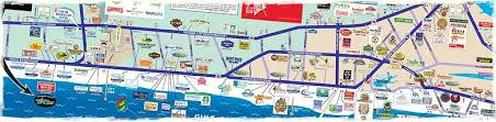 map of panama city what is a visitor s map for panama city and panama city fl