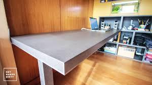 Loft Works 5 Loft Bed Work Space Almost Floating Desk Ep 4 Youtube