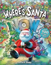 where s booktopia where s santa now by louis shea 9781760273804 buy