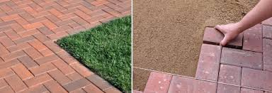 Painting Patio Pavers Paver Patios That Add Dimension And Flair To The Yard