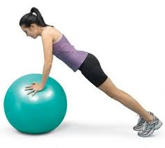 Balance Ball Chair With Arms Therapy Balls Exercise Ball Yoga Ball Massage Ball