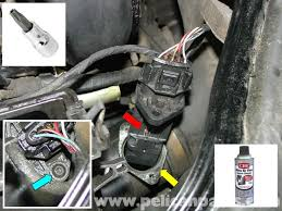 nissan almera diagnostic plug location porsche boxster mass air flow sensor maf replacement and