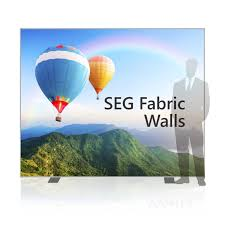 8 x8 fabric frame seg backlit fabric wall 8 x8 seg silicone edge backlit fabric wall