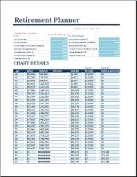 Excel Financial Plan Template Ms Excel Retirement Financial Planner Template Formal Word Templates