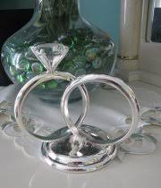 ring cake topper wedding rings cake topper wctr521 50 00 candles giftware