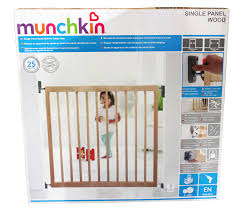 Baby Gate Munchkin Munchkin Baby Wooden Safety Gate Wall Fix Extending Stair Toddler
