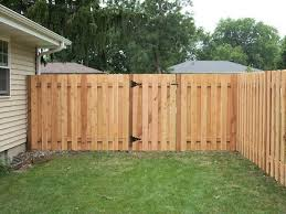 Backyard Privacy Fence Ideas Fence Ideas For Privacy