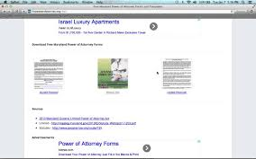 Where Do You Get A Power Of Attorney Form by How To Write A Maryland Power Of Attorney Form Youtube