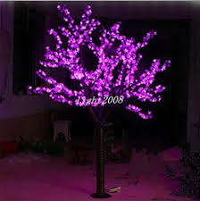 artificial led cherry tree led cherry blossom artificial