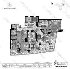 regent heights floor plan one bal harbour unit 2308 condo for sale in bal harbour