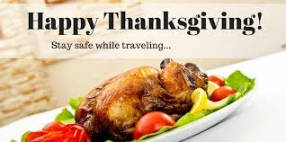 tips for staying safe while traveling thanksgiving