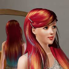 hair color to download for sims 3 so i ve been taking things easy after my sister s