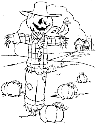large halloween coloring pages