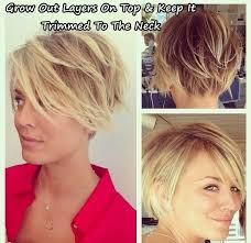 how to grow out layered women s hair into bob tips to grow out a pixie like a model haircuts pinterest