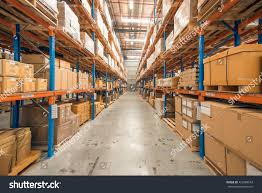 Warehouse Interior by Interior Warehouse Stock Photo 422989543 Shutterstock