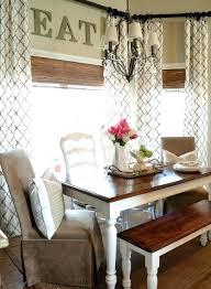 kitchen patio ideas farmhouse window treatments window treatments for kitchens or pretty