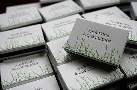 wedding matchboxes modern matchbox wedding details favors