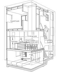 architecture house drawing 1 on architecture regarding beautiful