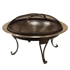 Stainless Steel Firepit Stainless Steel Pit Reviews Outdoormancave