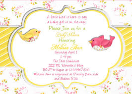sample of baby shower invitations salary template download free