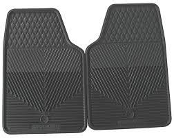 nissan frontier floor mats amazon com highland 4502500 all weather gray front seat floor mat