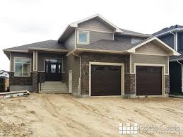 bi level house plans with attached garage bi level homes photo gallery prairie castle developments