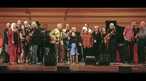 arlo guthrie thanksgiving a legendary folk concert at carnegie hall wttw chicago public