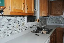 groutless kitchen backsplash interior wonderful kitchen design with wooden cbainetry and