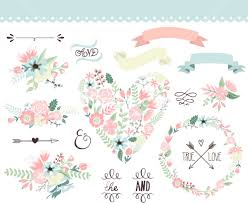 wedding flowers images free 14 free wedding vectors images free flower vector graphics