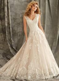 ivory lace wedding dress 1344 cap sleeve wedding gowns 2015 ivory lace dress wedding