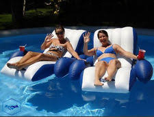 Motorized Pool Chair Lounger Pool Floats U0026 Rafts Ebay
