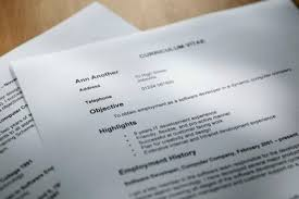 Example Of Objectives In A Resume by Learn How To Create A College Admissions Resume