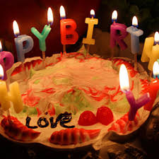 aliexpress com buy lovely colorful happy birthday 13 pcs letters