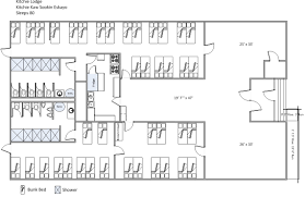 Camp Floor Plans Facility Details Scouts Canada