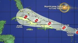 how to prep for a possible hurricane irma hit cbs miami
