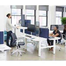 standing desks modern office furniture poppin