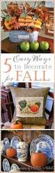 Easy Way To Decorate Home by Confessions Of A Plate Addict Five Easy Ways To Decorate For Fall