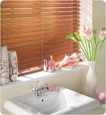Blinds Bathroom Window Bathroom Window Blinds Levolor Visions 2 Faux Wood Blind Buy