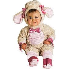 Infant Halloween Costume Pink Lamb Infant Halloween Costume Walmart
