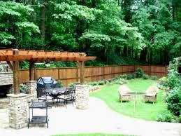 Landscape Design Ideas For Backyard Home Page
