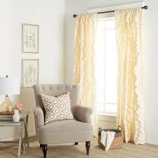 Lush Decor Belle 84 inch Curtain Panel 54 x 84 Free Shipping