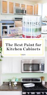 best paint for kitchen cabinets the best paint for painting kitchen cabinets kitchn