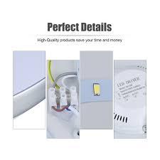 Deckenleuchte Schlafzimmer Dimmbar 24w Led Design Deckenlampe Deckenleuchte Wohnzimmer Küche Flur