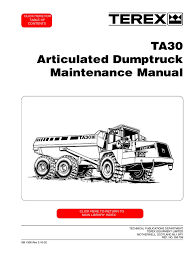 ta30 welding transmission mechanics