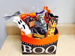 99 best halloween gift basket images on pinterest halloween