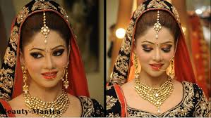 traditional dress up of indian weddings indian wedding makeup for a beautiful