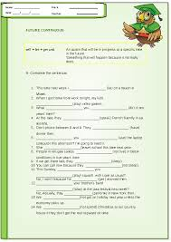 awesome collection of simple future tense worksheets for grade 4