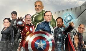 Latest Cabinet Ministers Narendra Modi U0027s Government 6 Month Report Card Top 6 Cabinet