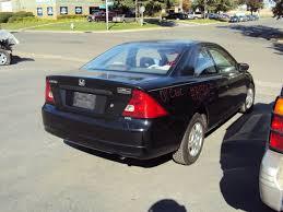 honda civic 2001 coupe 2001 honda civic 2 door coupe dx model 1 7l sohc at fwd color