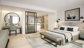 Master Bedroom With Bathroom by Open Bedroom Interior Urban Bedroom Design With Well Bedroom